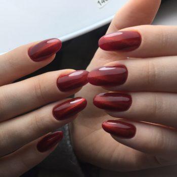 Фото ногти Серпуховская