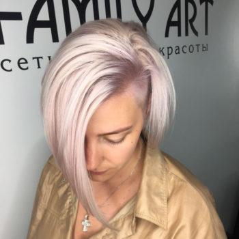 Фото блондирование Familyart
