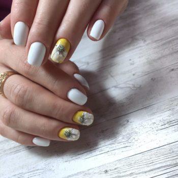 Фото ногти Нагатинская