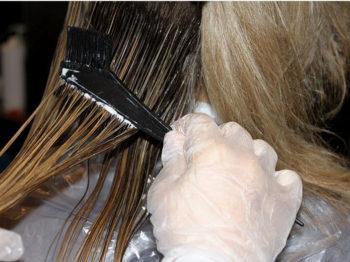 Ботокс волос фото