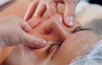 Буккальный массаж лица фото