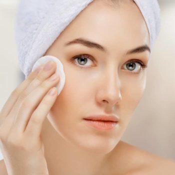Кожа при подготовке макияжа фото
