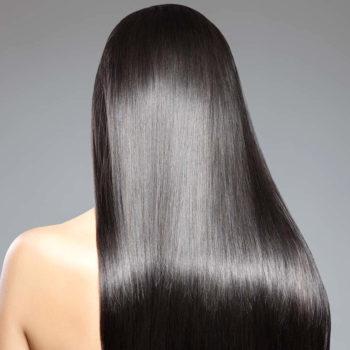 Блестящие волосы фото