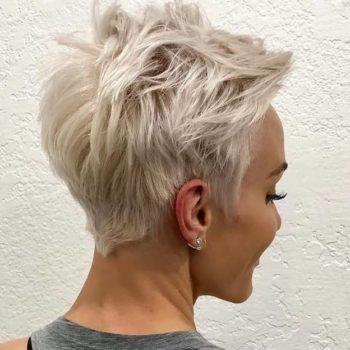 фото Укладки коротких волос на Тульской