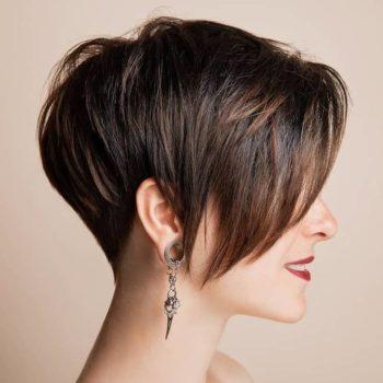 фото Укладки коротких волос на Серпуховской