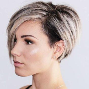 фото Укладки коротких волос недорого