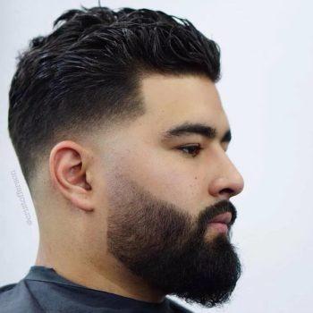 фото Уход за бородой в салоне красоты