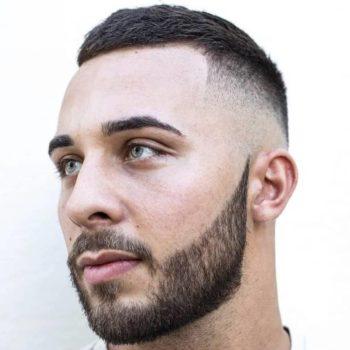фото Уход за бородой в парикмахерской