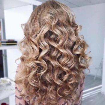 фото Укладки волос в Москве