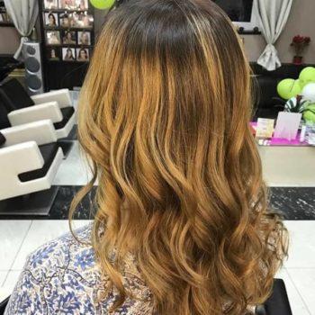 фото Абсолютное счастье для волос в парикмахерской