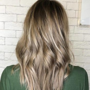 фото Абсолютное счастье для волос в студии красоты