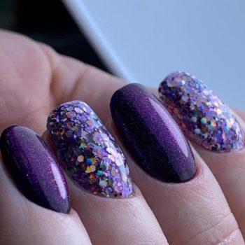 фото Глиттер для ногтей недорого