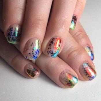 фото Фольга для ногтей в Familyart