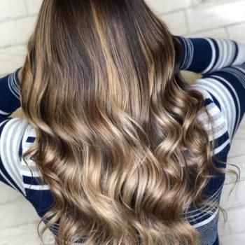 фото Коллагенирование волос в студии красоты
