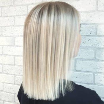 фото Осветление волос в Москве