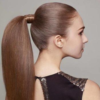 фото Укладки длинных волос в салоне красоты