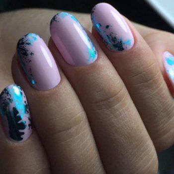 фото Фольга для ногтей на Нагатинской