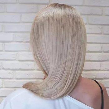 фото Осветление волос недорого