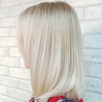 фото Осветление волос на Нагатинской