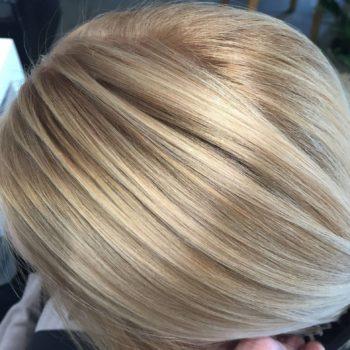 фото Осветление волос на Серпуховской
