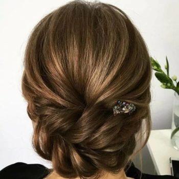 фото Плетение греческих кос