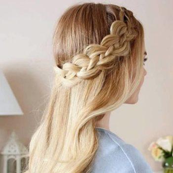 фото Плетение французских кос