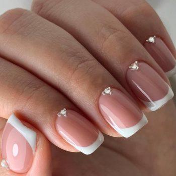 фото Наращивание ногтей на Полянке качественно