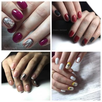 фото Наращивание ногтей на Новокузнецкой в Familyart